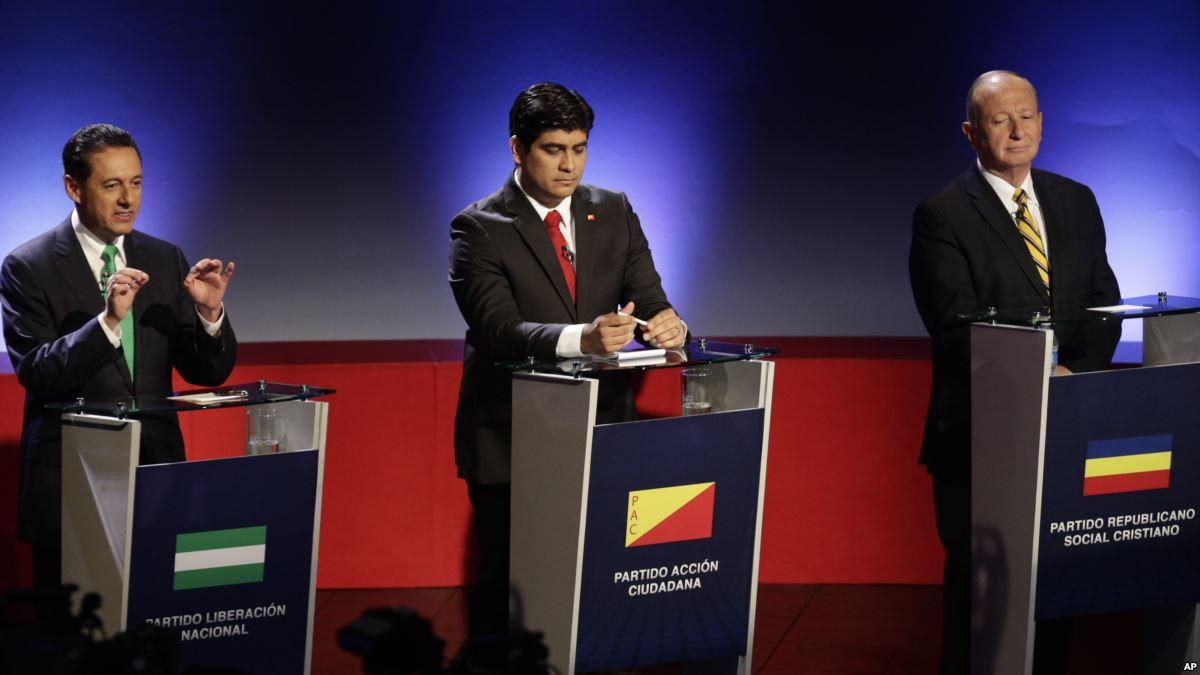 Costa Rica elegirá nuevo presidente el d...