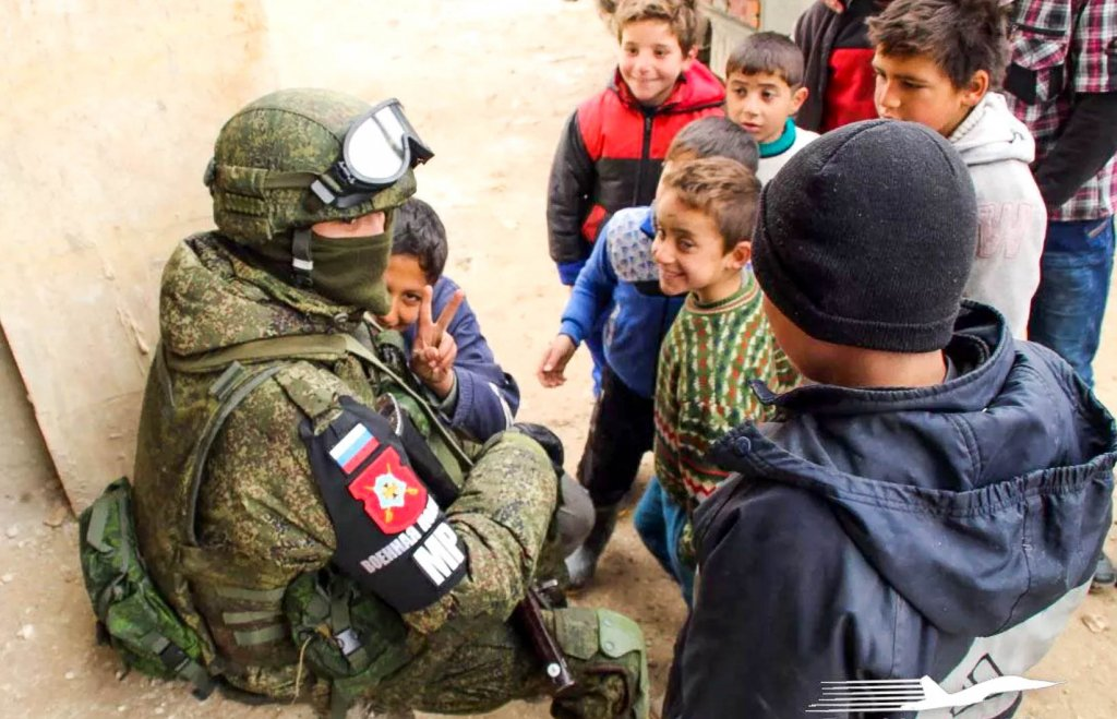 Картинки по запросу военная полиция в сирии