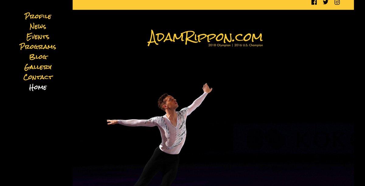 Эшли Вагнер & Адам Риппон / Ashley WAGNER & Adam RIPPON USA - Страница 21 DVCL9zeWsAABDHo