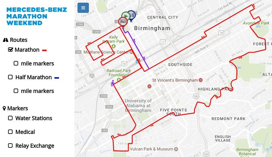 Mercedes Marathon on Twitter: