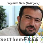 #Azerbaijan  @SeymurHezi was sentenced to 5 years in jail in 2015. He is a journalist and senior politician with the Front Party and he is accused of hooliganism. Read more about him: https://t.co/sNy7QKdbeD #JournalismIsNotACrime #SetThemFree