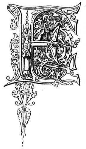 Illuminated manuscripts became popular again in the Victorian era, thanks to wood printing techniques that made it easier for the ornate letters to be reproduced. #AdultArtMonthly Illuminated Letters workshop, Feb 7th https://t.co/qLSbkcf5SF