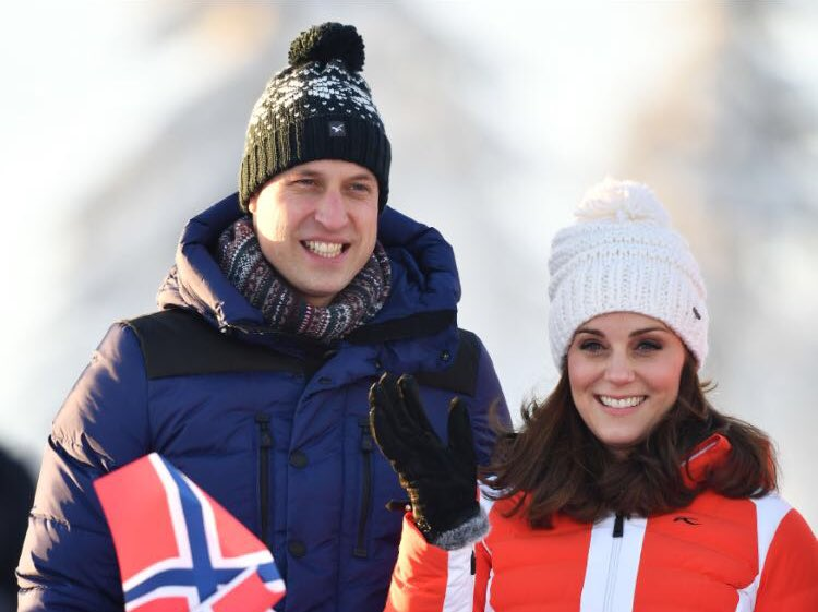 An incredible end to #RoyalVisitNorway!...