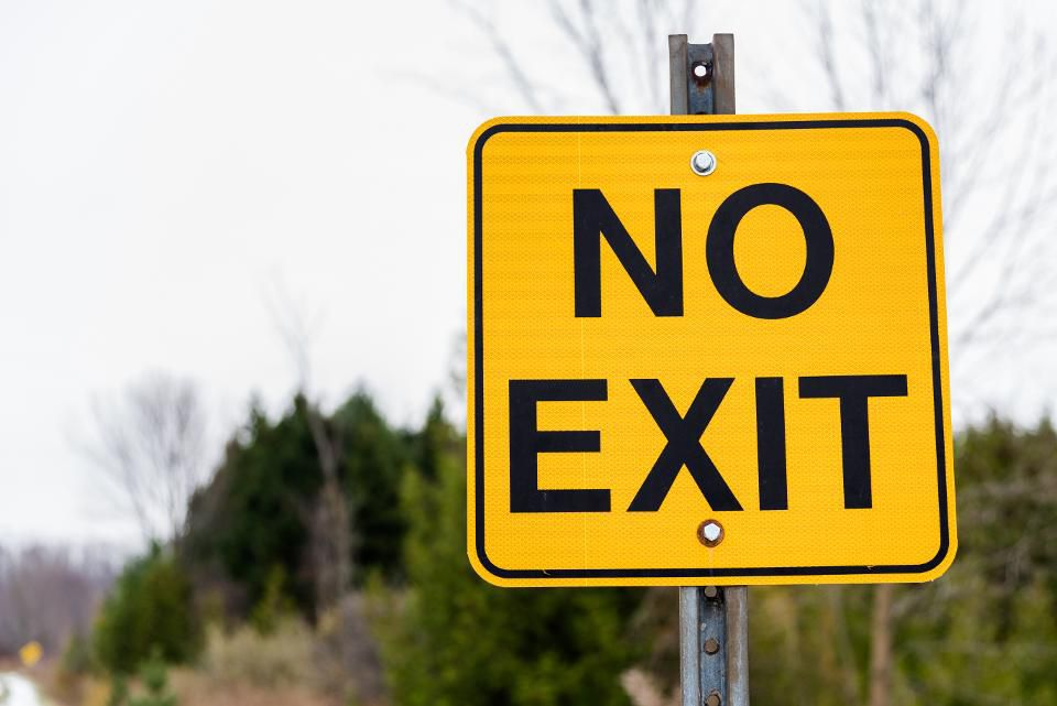 no exit critical essays Jean-paul sartre's play no exit - jean-paul sartre's play no exit existentialism is a very confusing concept to understand existentialism is a school of thought, so to speak, where people believe that for every action there is a reaction.