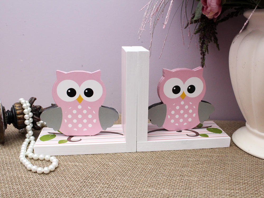 Wooden Bookends Baby Owl Nursery Kids Room Decor Book Holder Https Seethis Co Ooagpp Etsyping Etsyteamunity Gifts Buzzfeed Etsyaaa