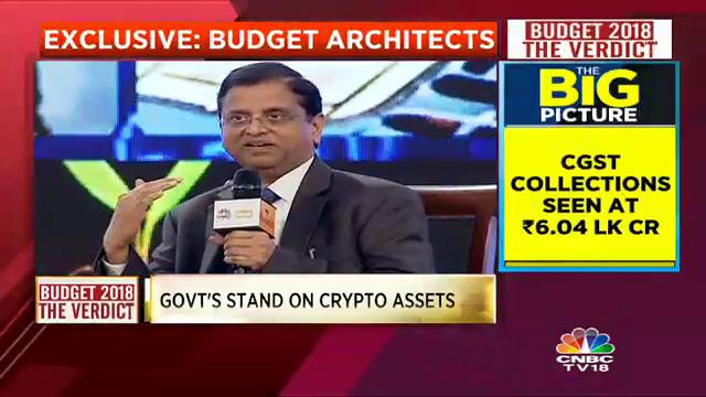 #BudgetVerdict | What is India's stance on cryptocurrencies? Is it legal to trade in #bitcoins? Eco affairs secy @SecretaryDEA explains.  @ShereenBhan @zebpay