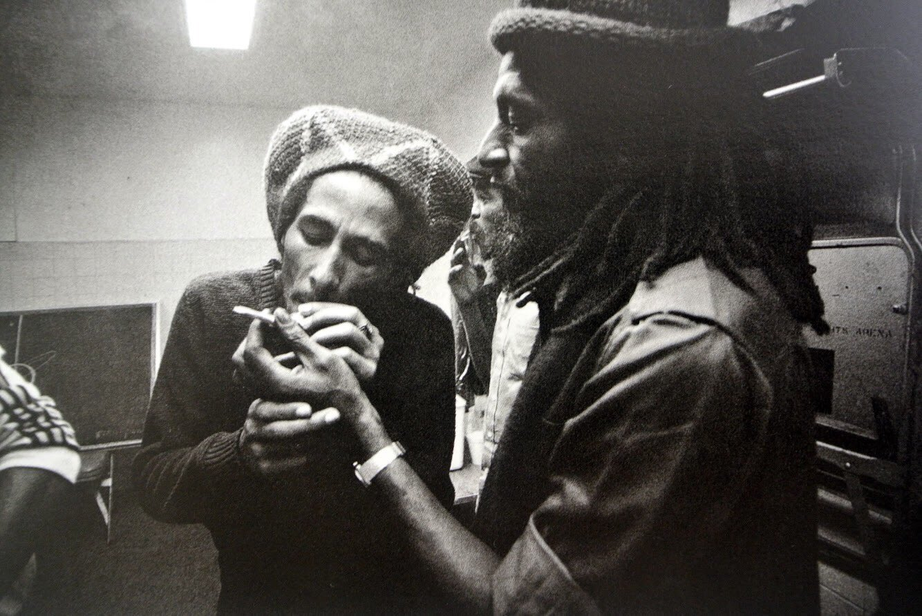 "Bob Marley Museum on Twitter: "" Excuse me while I light my spliff Bob  Marley & Alvin ""Seeco"" Patterson November 24, 1979 San Diego Sports Arena  California Can you tell us which instrument ""Seeco"" Patterson played in the  Bob Marley & The Wailers ..."