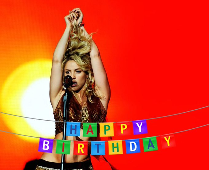 Happy Birthday     She will be in The District at Capital One Arena August 11!