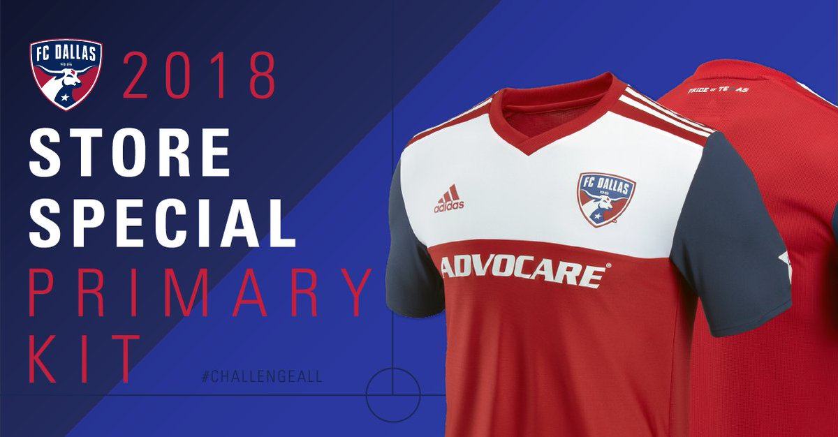 new product 1efc0 8be3e FC Dallas on Twitter: