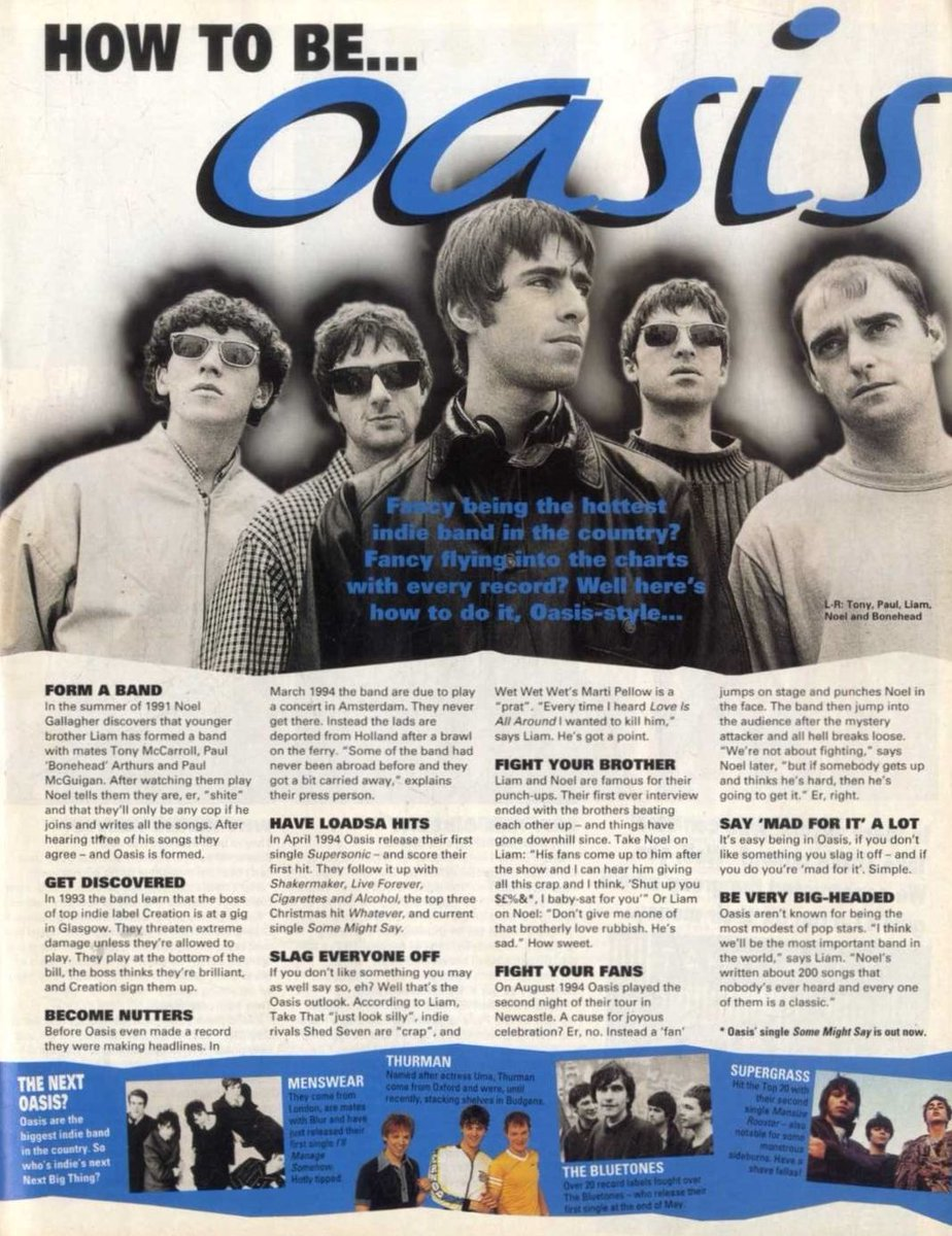 Latest Oasis News on Twitter: