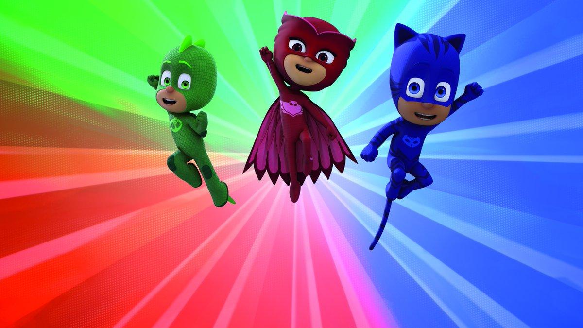Мультфильм супергерои в масках картинки