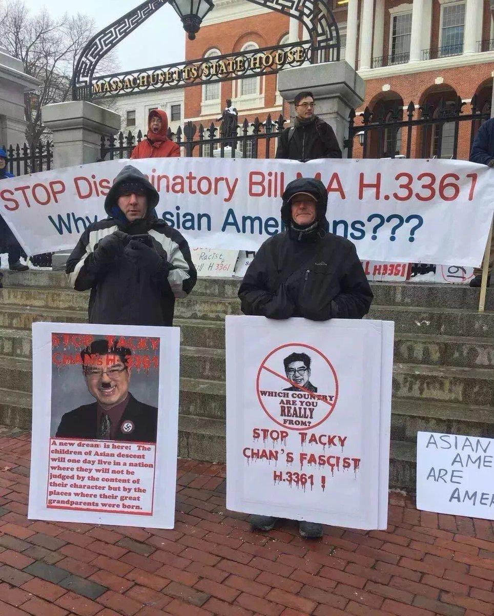 Asian segregation in boston ma