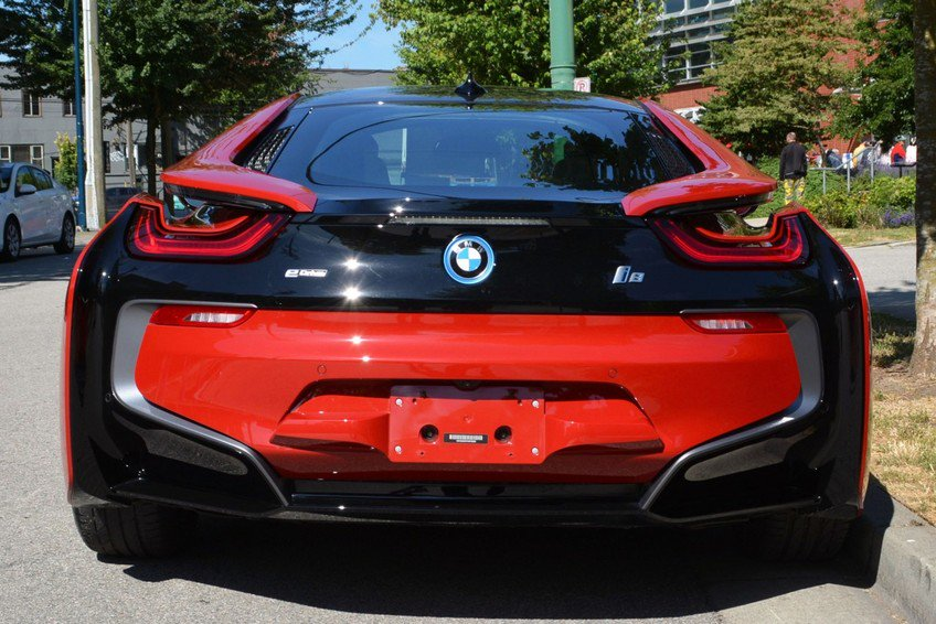 Syscoin On Twitter Accident Free Bmw I8 Protonic Red Edition