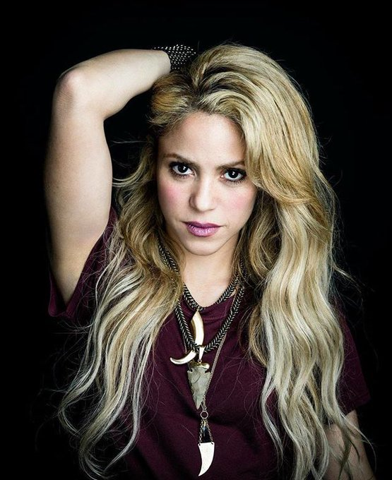 Shakira   The Queen Happy Birthday