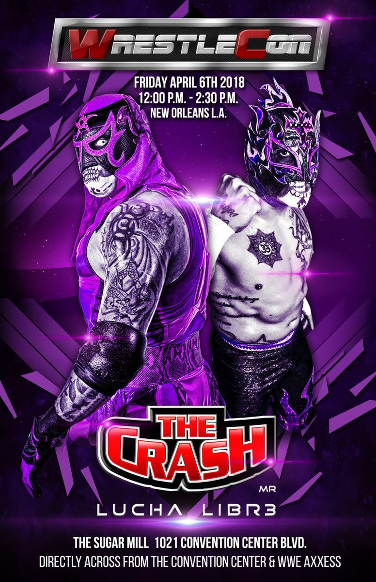 Image result for Fenix Flamita Wrestlecon