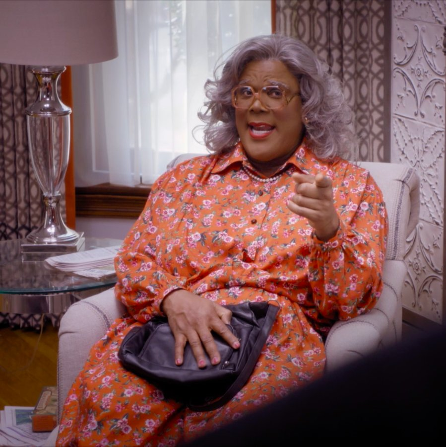 Madea WERKED for that car! 🙌🙌 Watch #Boo...