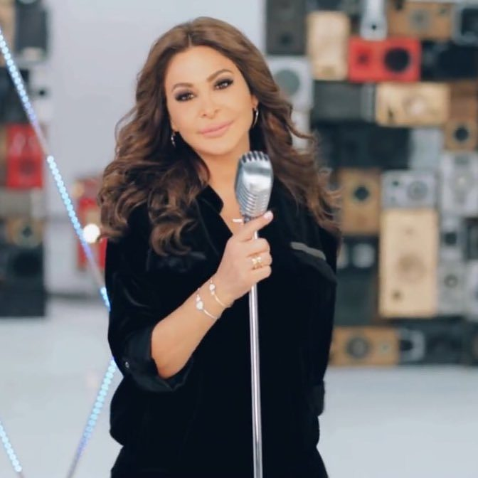 Famed Lebanese star, Elissa, was recently in the Emirate for a show that  was held at Global Village on Friday.