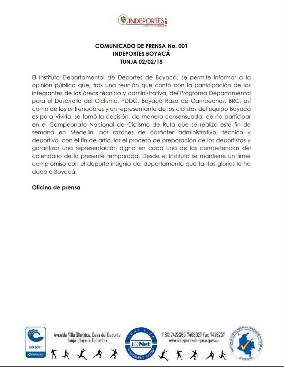 Contra la mala dirigencia en Colombia (Federación, Ligas, Clubes, etc) - Página 5 DVDmvMBX4AAfxTY