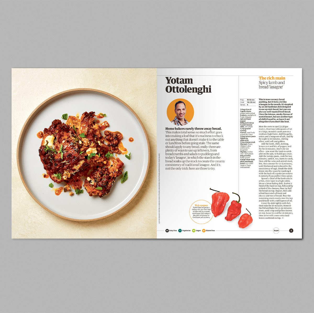 Guardian design on twitter tomorrows gorgeous guardian feast tomorrows gorgeous guardian feast magazine with ottolenghi gracedent felicitycloake and so much more foodie food recipes photography designs forumfinder Gallery