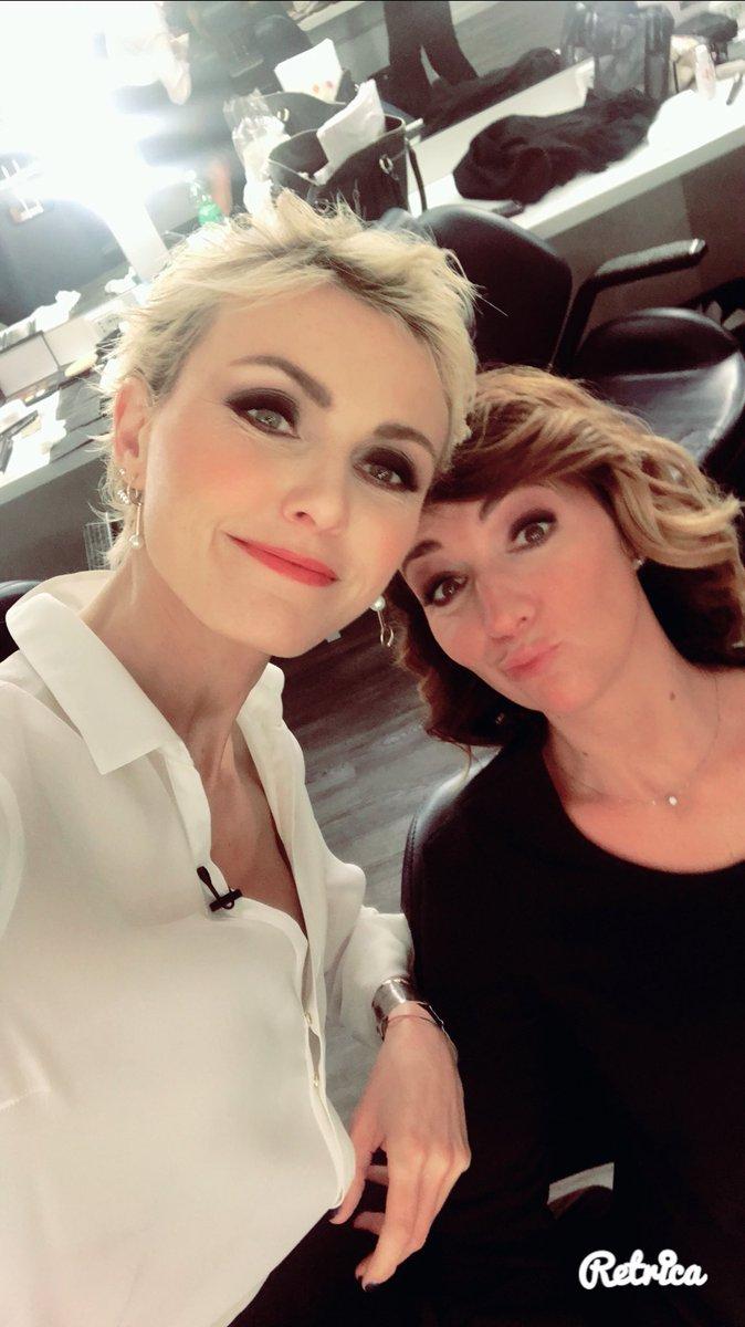 Con l'amica @ElenaColombo75 al trucco 💄...