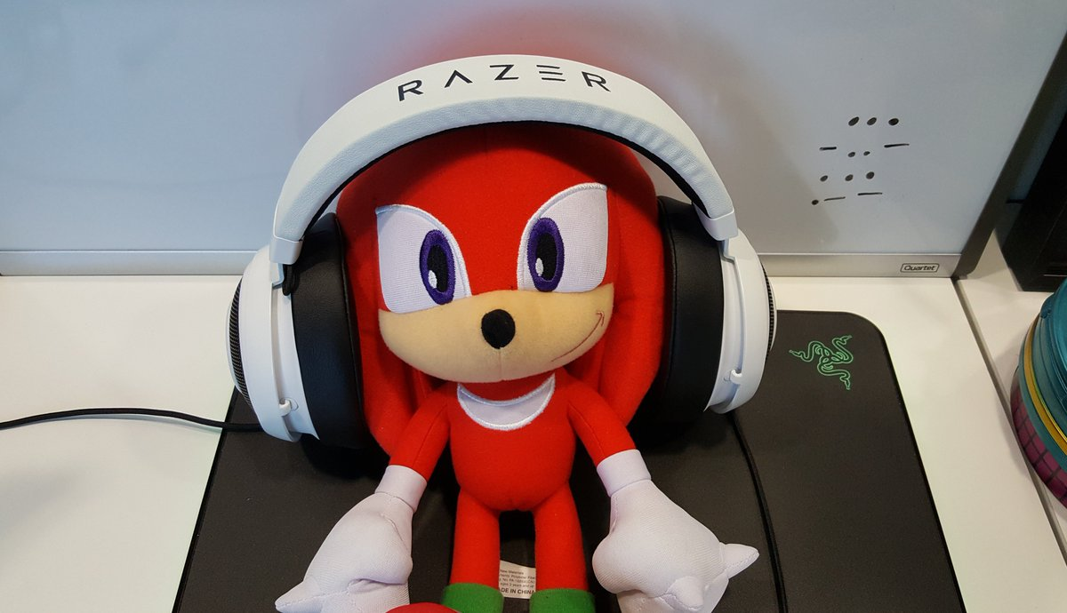 Sonic The Hedgehog On Twitter Thanks Razer By The Way Do You Guys Make Keyboards For Echidnas