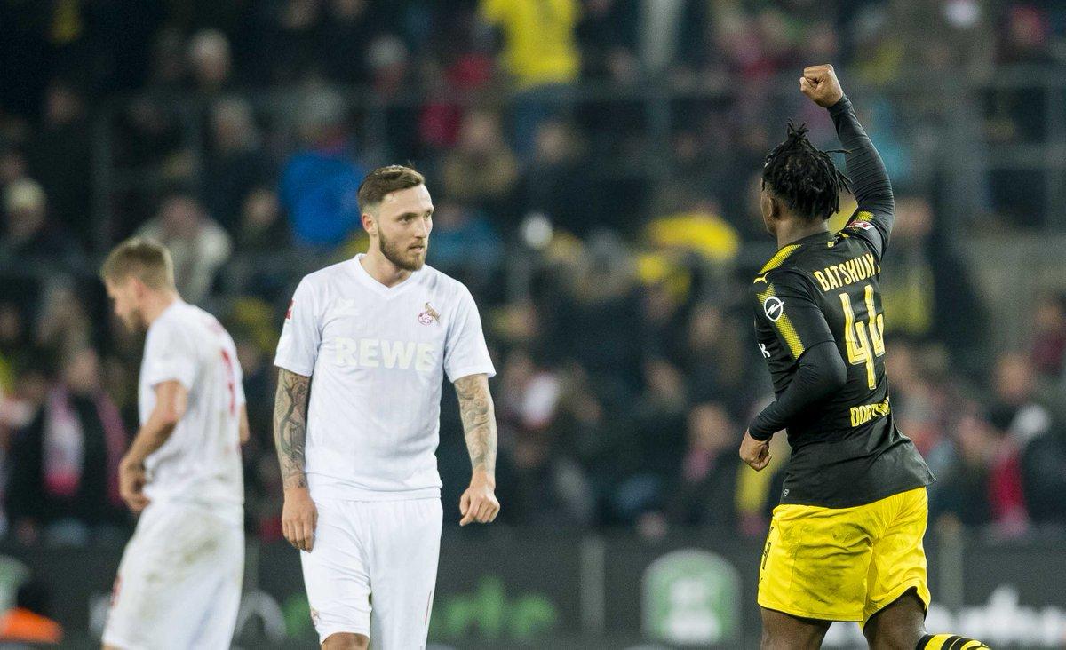 Batshuayi cartonne pour ses débuts avec Dortmund — BL