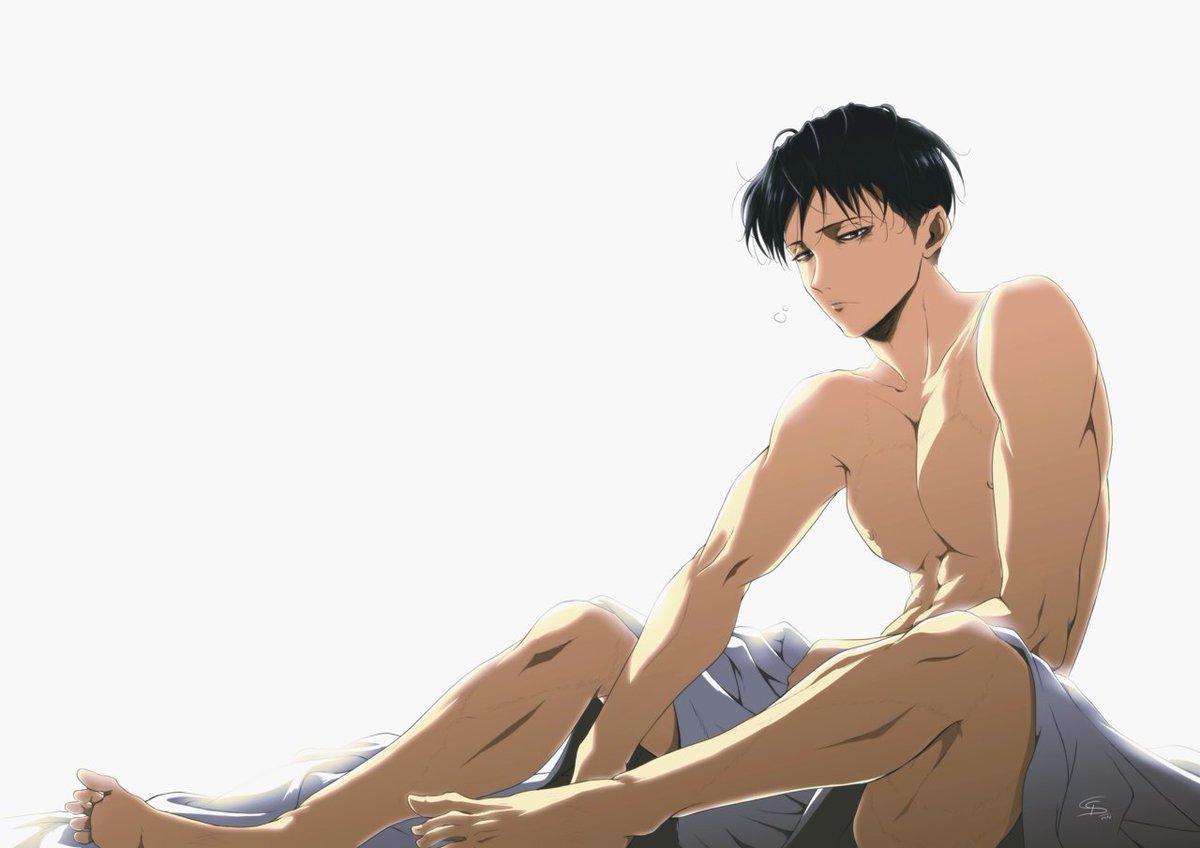 Levi naked blog