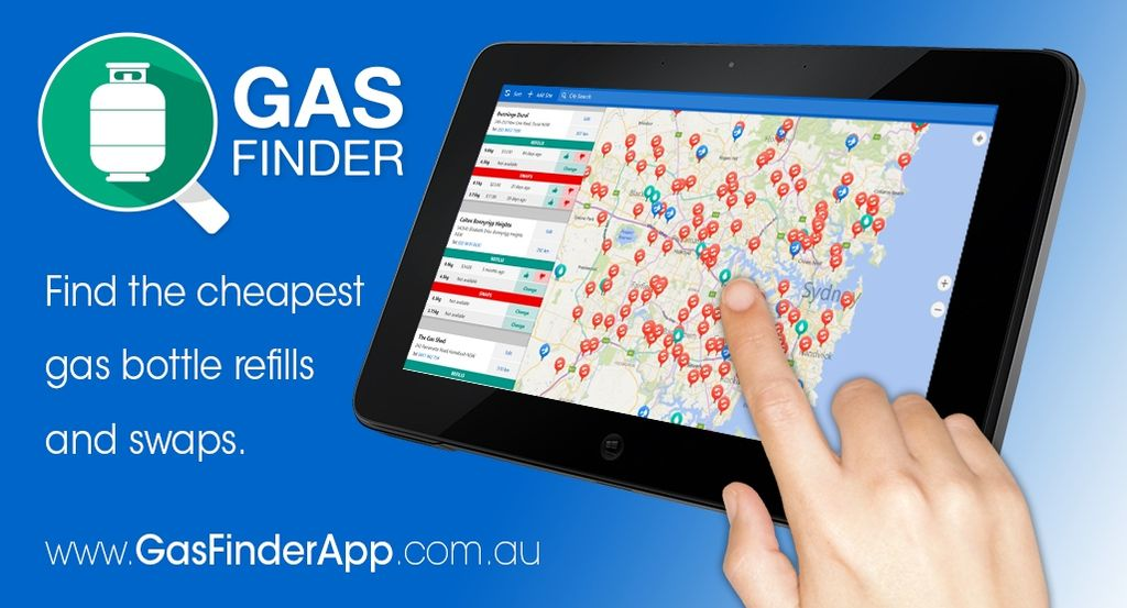 Gas Finder App >> Wikicamps On Twitter Looking For The Cheapest Gas Bottle