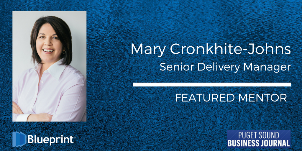 Blueprint blueprintcsllc twitter we are excited to announce that our senior delivery manager mary cronkhite johns is one of this years featured mentors learn more about mary here malvernweather Gallery