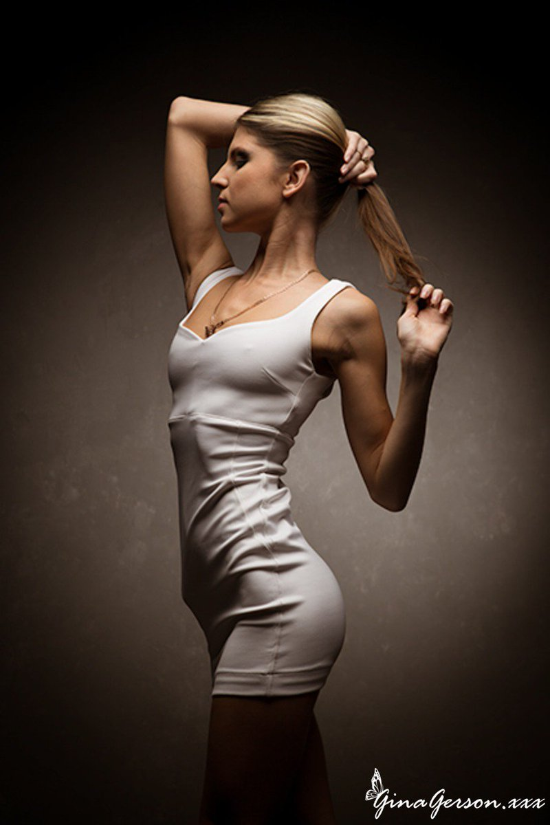 Gina Gerson aka Doris Ivy's - is a porn model. Video ...