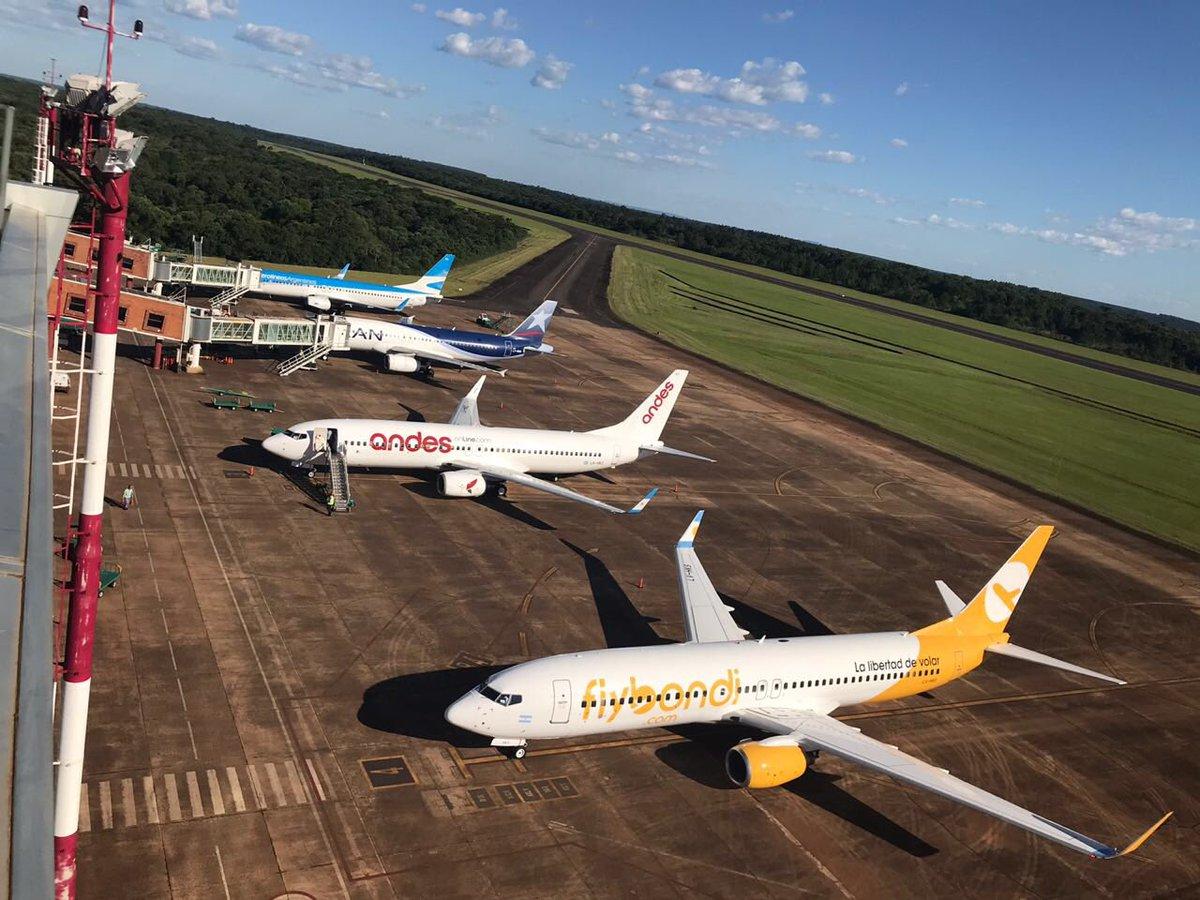 Resultado de imagen para aeropuerto Iguazú