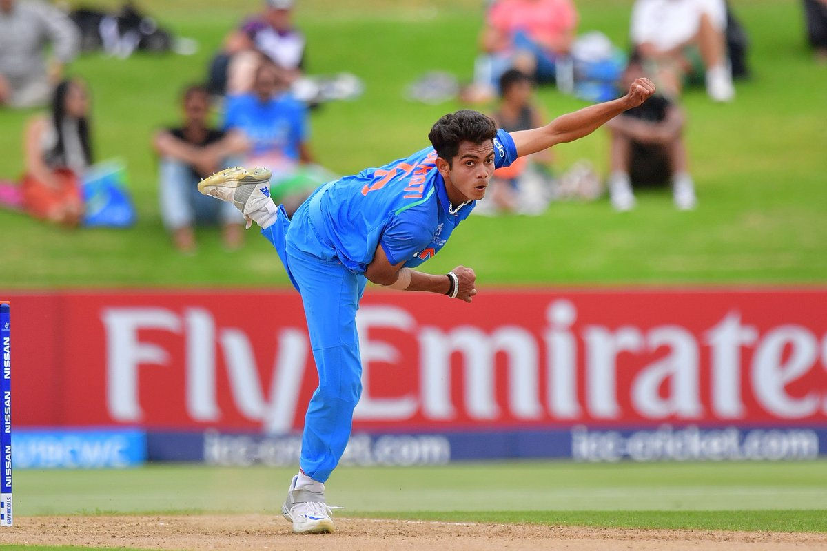 Kamlesh Nagarkoti- U-19 World Cup 2018