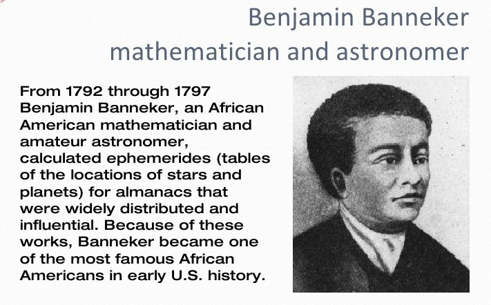 banneker mathematician