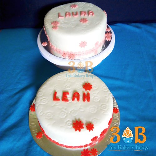 Inbox Us Or Call NOW At 0721381984 To Place Your Order Cakes Fondant Reds Pinky Birthdaycake Twins Sister Happypictwitter 40uOCZwIPE
