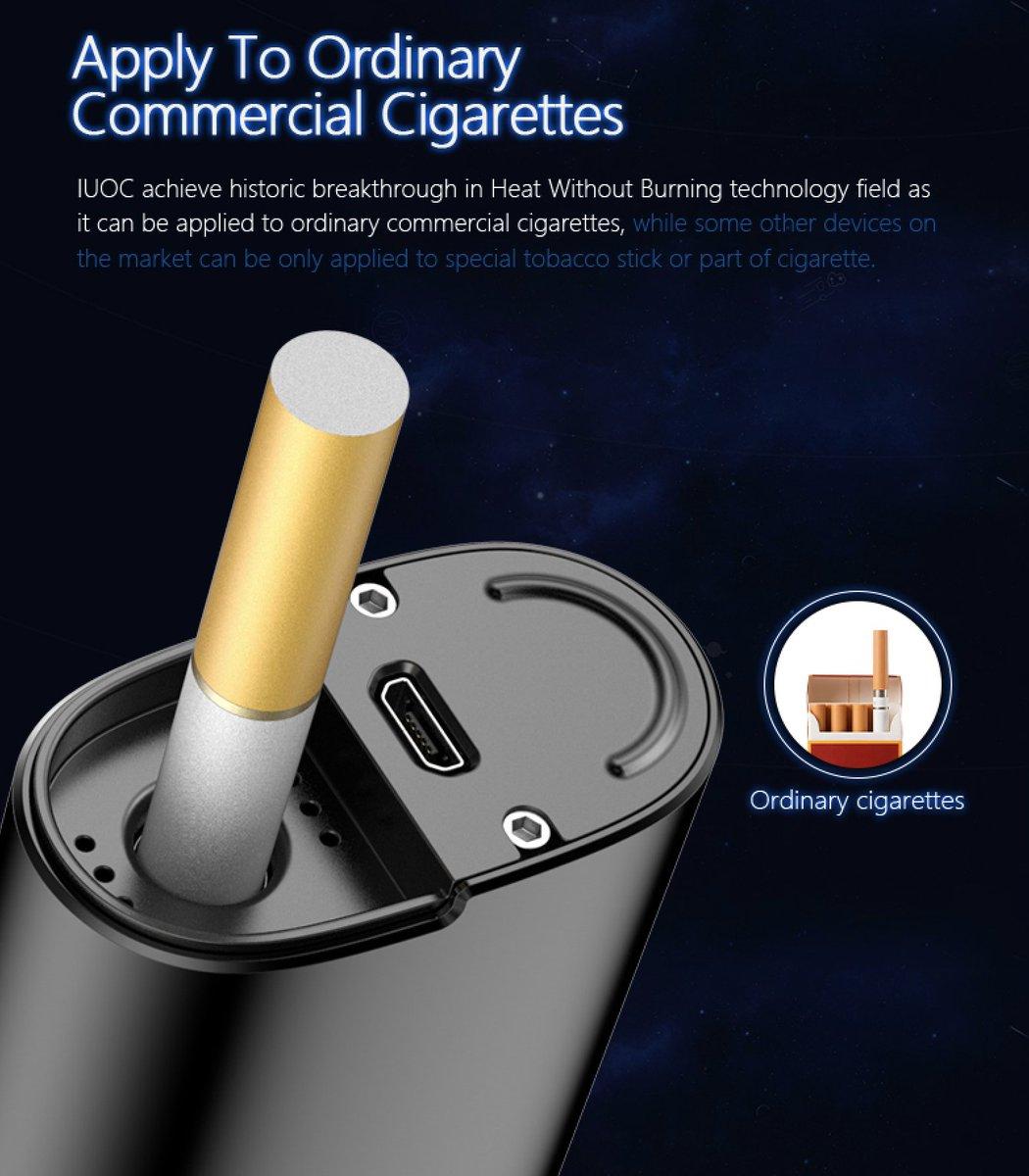 Bán IUOC Heating Kit 2900mAh Black chính hãng giá rẻ nhất tp hcm