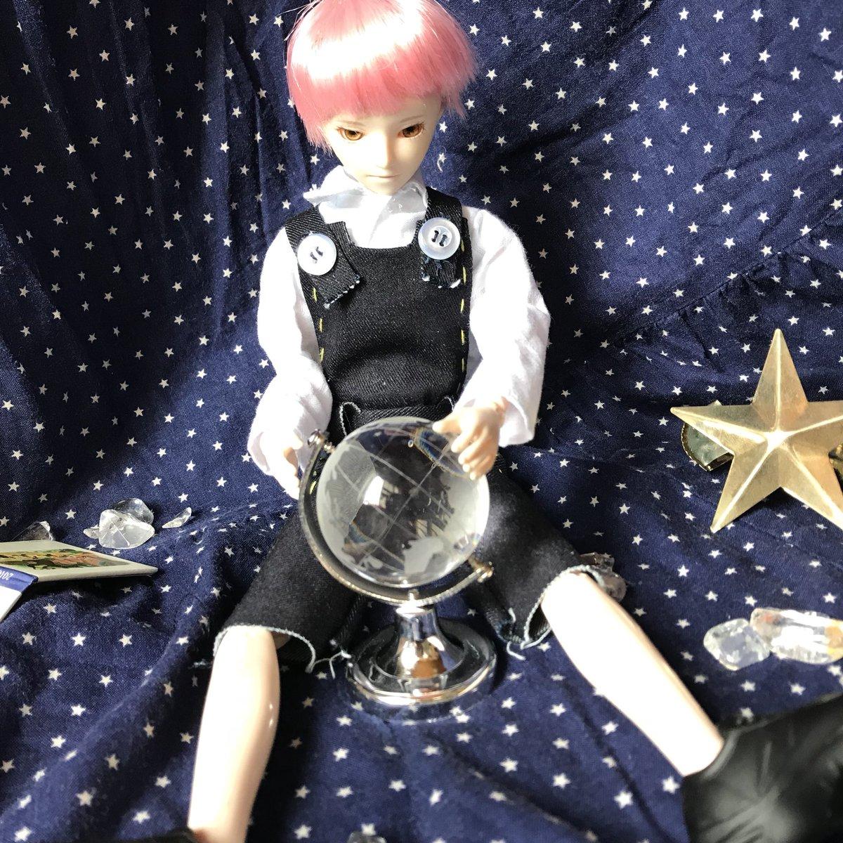 test ツイッターメディア - キャンドゥ探検しにいったらいいのがあった ガラスの地球儀可愛い~ 星の王子様ジフニ  #ドール #ドール服 #doll #キャンドゥ #100円ショップ #百均小物 https://t.co/wBNrRLvrXV