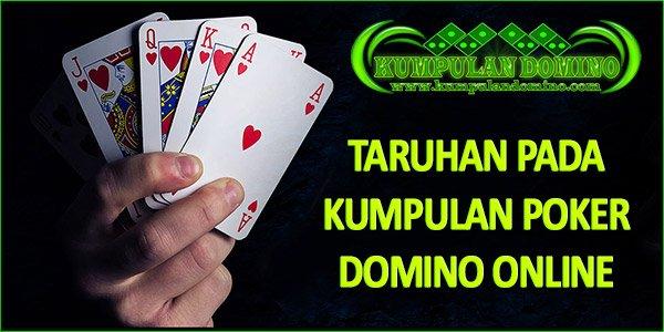 Kumpulan poker domino online play lucky