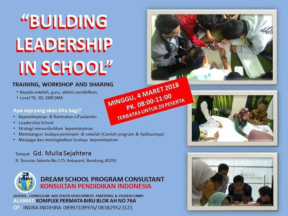 Dreamschool Program On Twitter Bismillaah
