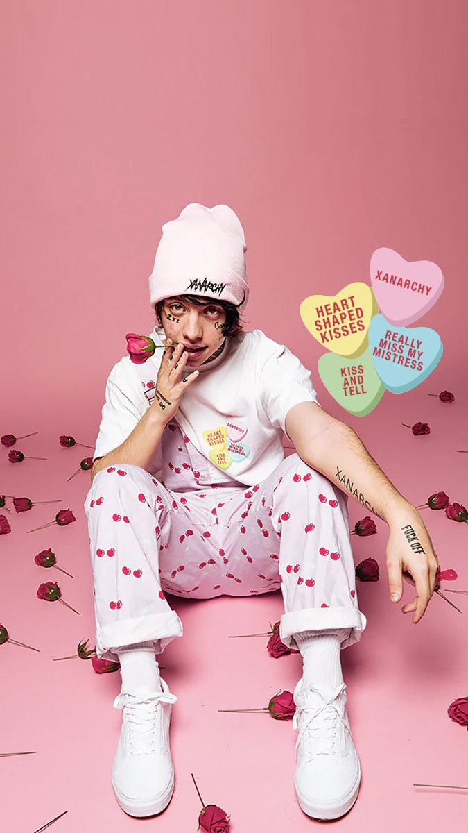 Miranda On Twitter Lil Xan Valentine S Day Wallpapers Pt 2