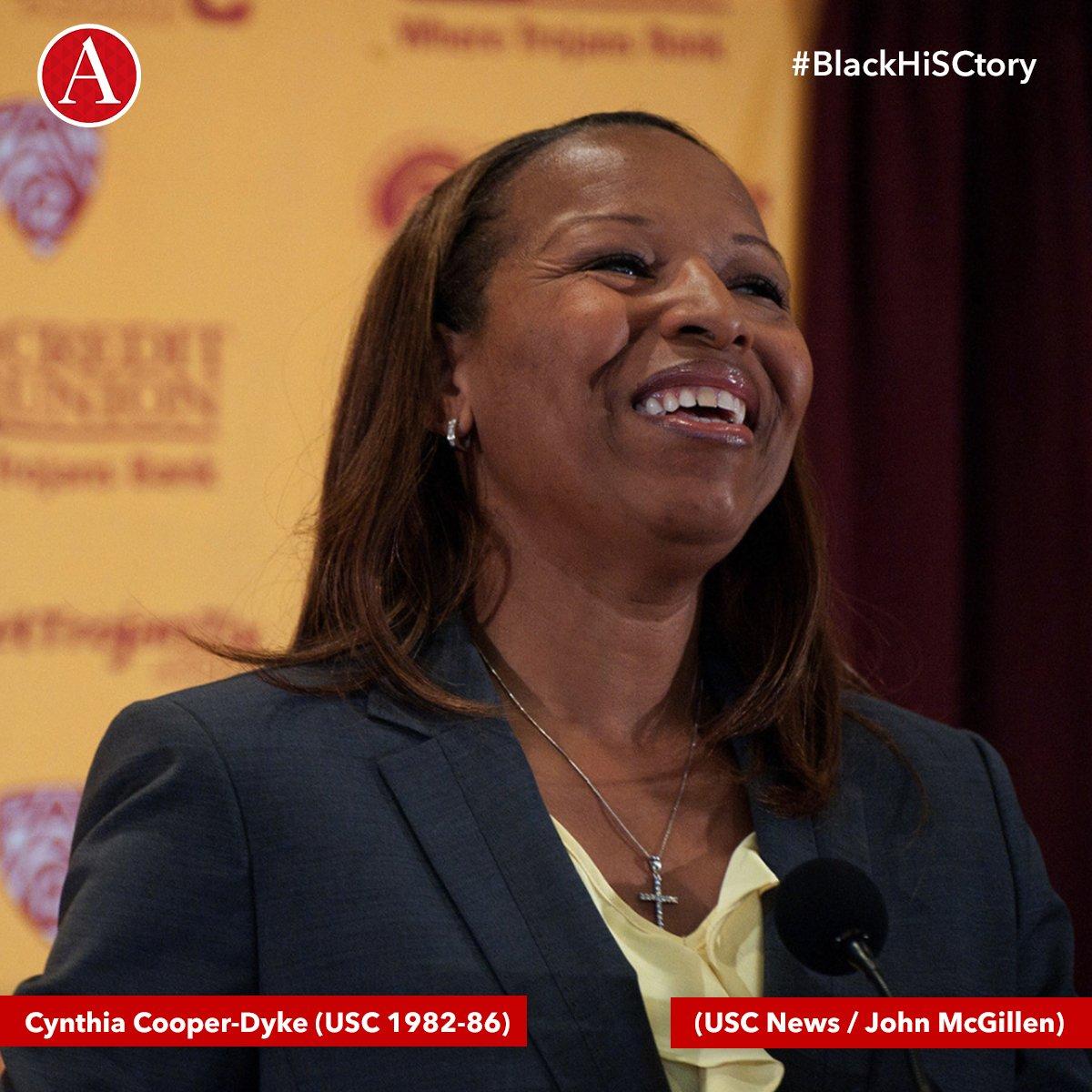 Watch Cynthia Cooper-Dyke, Olympic champion video