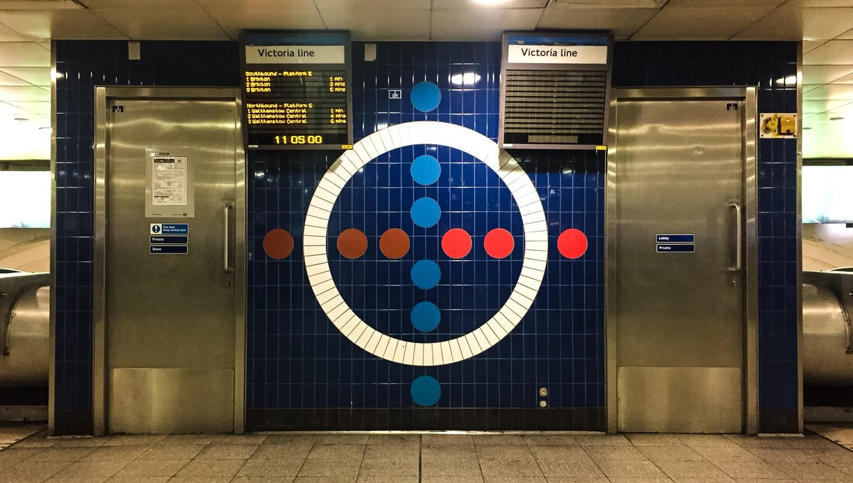 DVG1p1IXkAAVCT9 - The Victoria Line's really big 50th birthday!