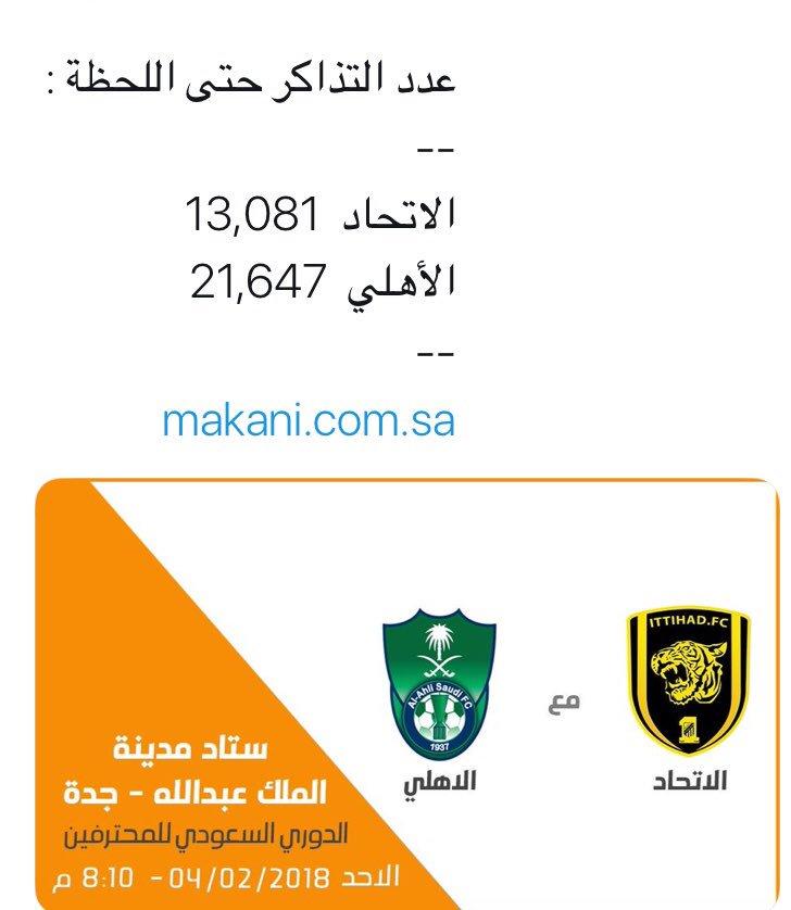 كالعاده الاكثر شعبيه راح تملاء المدرجات...