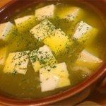 豆腐好きなら絶対ハマる!豆腐のアヒージョがうまい!