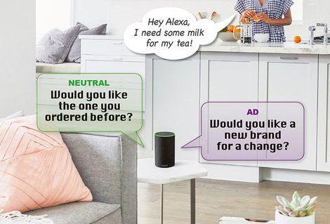 わが家のアレクサが勝手に広告を読み上げ始める日……おすすめの商品やサービスを提案する時代はすぐそこに https://t.co/dmB6ppYAzk … #アマゾン #アレクサ #スマートスピーカー