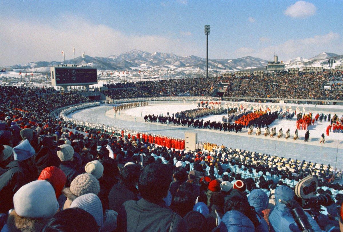 Japan sapporo winter olympics #1