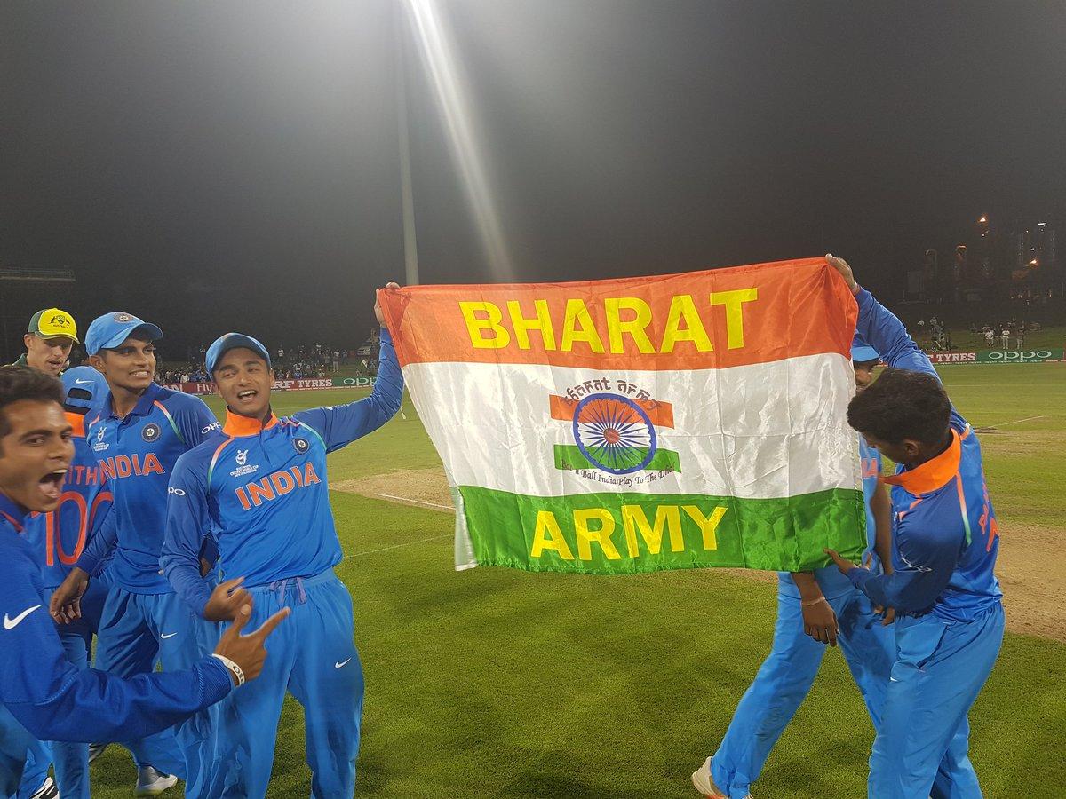 અંડર-19 વર્લ્ડકપમાં ભારતની જીત, ગુજરાતી ખેલાડી ઝળક્યો, બીસીસીઆઈએ કરી મોટી જાહેરાત