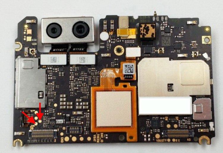 Xiaomi MI8: Xiaomi Mi 8 Test Point