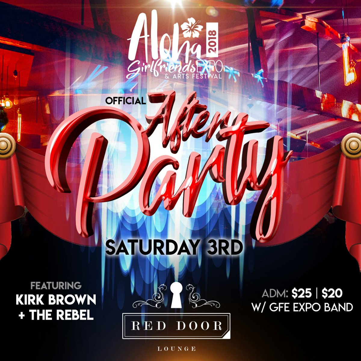 Red Door Lounge On Twitter This Saturday Is The Official After