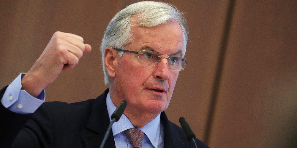 Britain risks suddenly losing access to 750 trade deals on Brexit day, Michel Barnier says https://t.co/SfgsOiYvOK