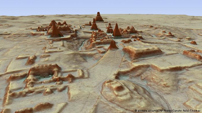 Arqueólogos descobrem metrópole maia na Guatemala: são ao menos 60 mil construções, numa rede urbana e agrícola complexa, sugerindo que a civilização maia tinha milhões de habitantes a mais do que se pensava. https://t.co/ieaqdW0Uh9